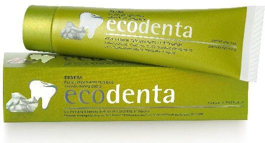 ECODENTA ECODENTA SIR ECODENTA Pasta d/zębów Wzmacn szkliwo melon