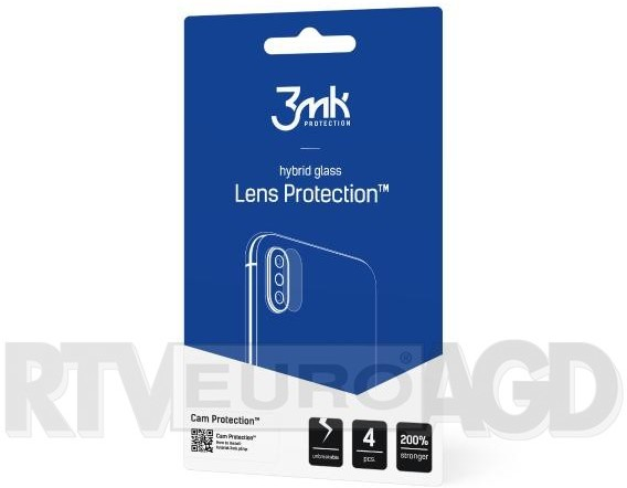 3MK Lens Protection SAMSUNG GALAXY A31 LENSPROTECTION
