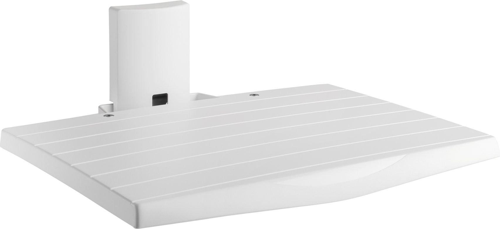 Meliconi Półka Slimstyle AV biała (480516)