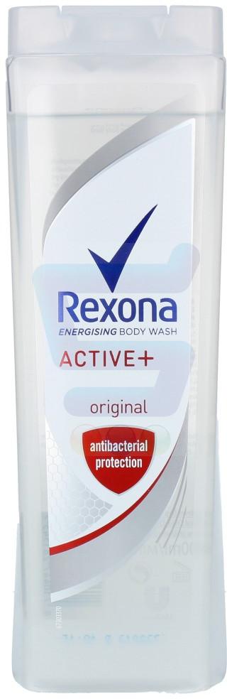 Rexona Active Żel pod prysznic Original 400 ml