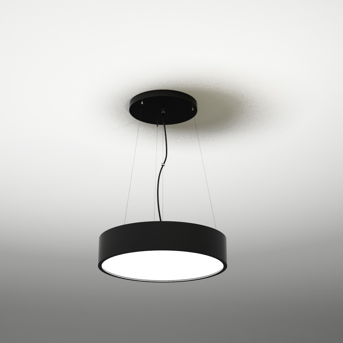 Shilo : Lampa wisząca BUNGO 516 5516-B/E27/Kolor