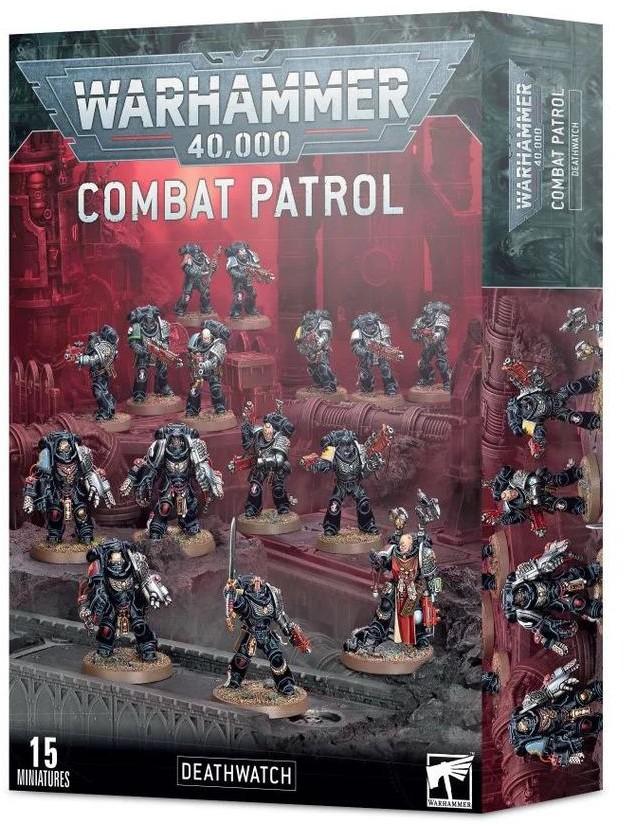 Games Workshop Combat Patrol: Deathwatch (99120109014) 39-17