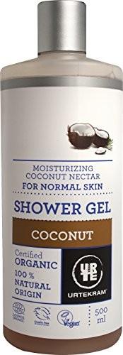 Urtekram urte Kram kokos żel pod prysznic Bio, nawilżająca, 500ML 83687