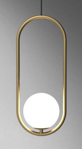 ART Deco Elipse 60cm - lampa wisząca Deco Elipse 60