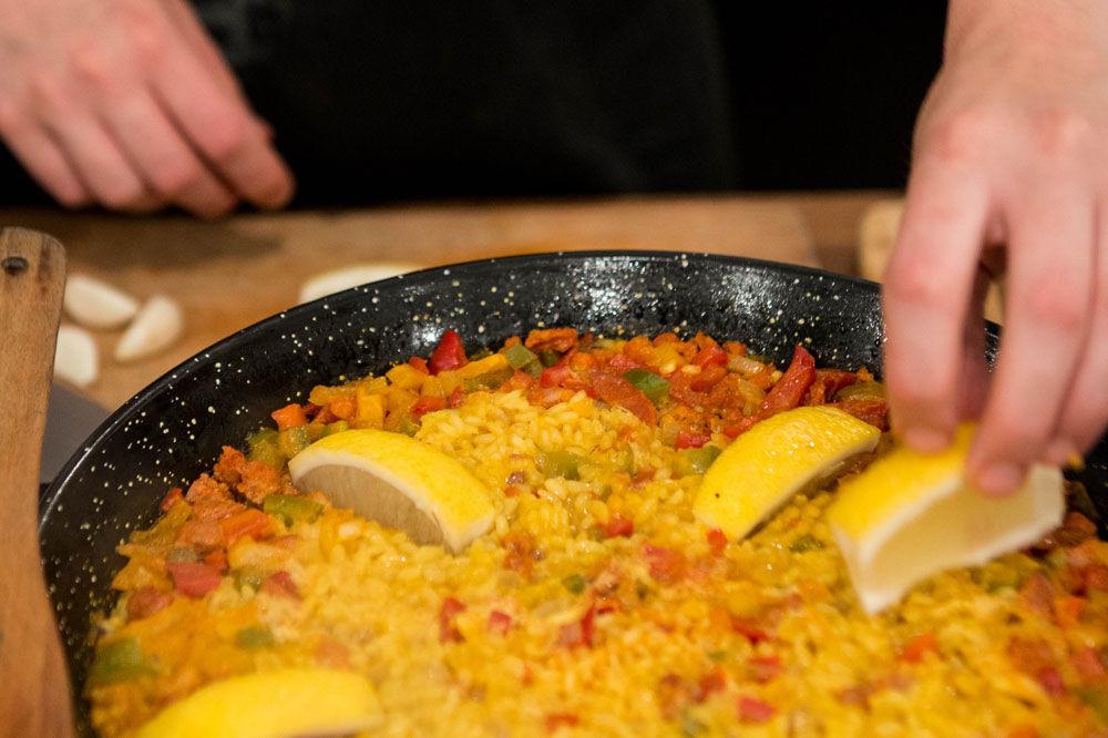 Kurs gotowania  kuchnia hiszpańska dla dwojga
