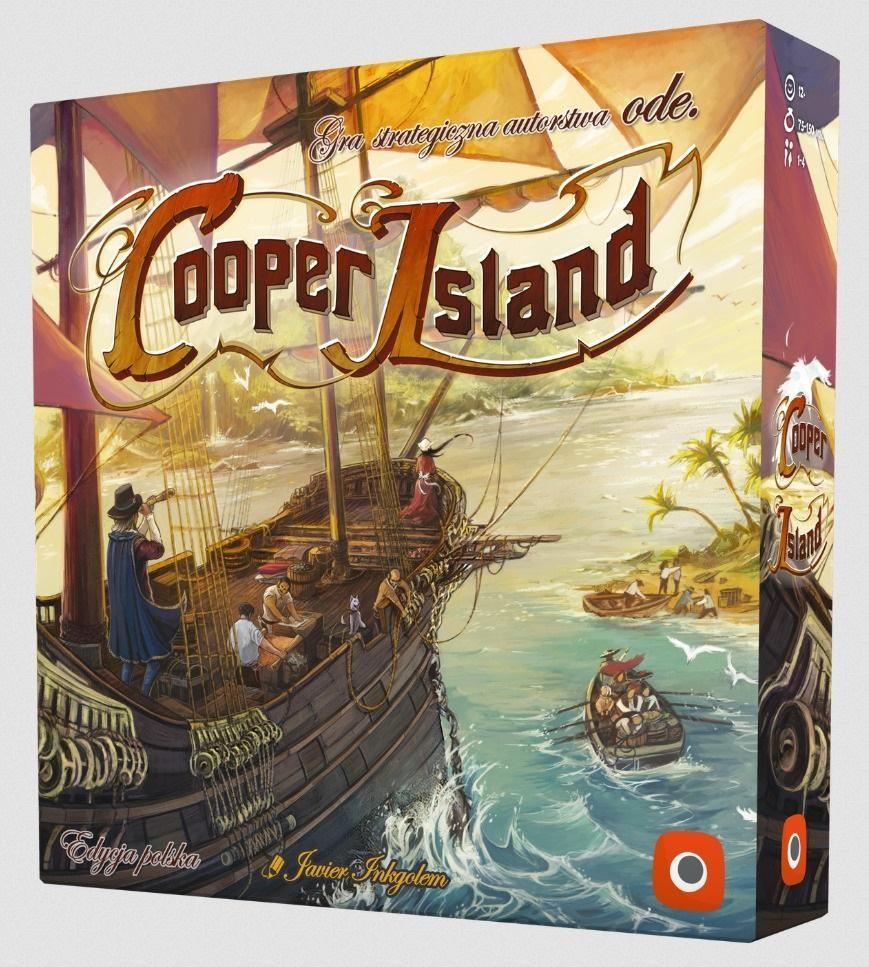 Portal Cooper Island