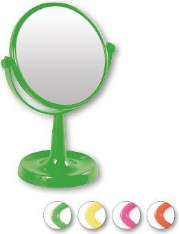 Top Choice Lusterko kosmetyczne Colours Lusterko stojące okrągłe 8573