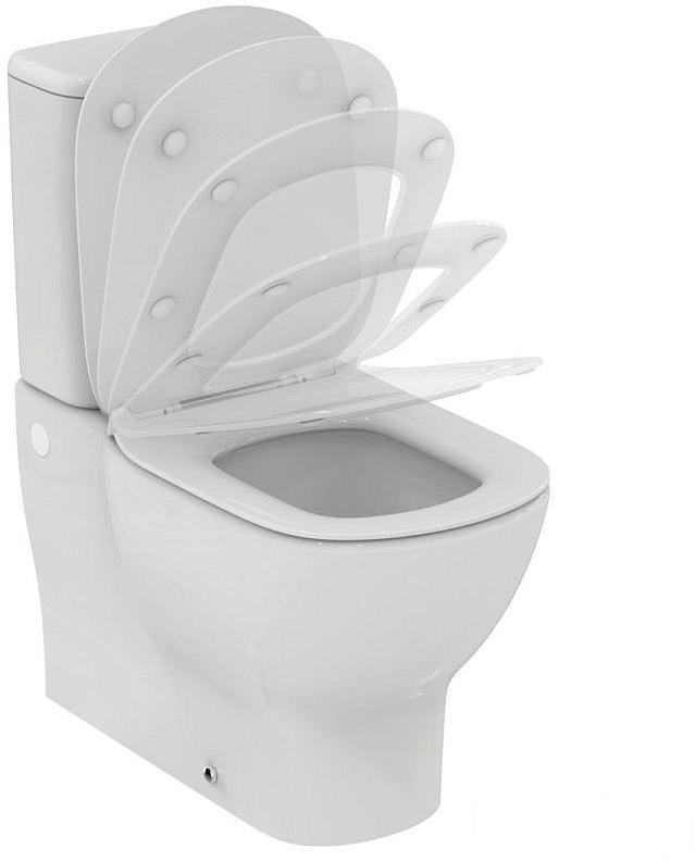 Ideal Standard Kompakt WC Tesi Aquablade Ideal Standard T008201 + T356701 + T352701) _ ZNALAZŁEŚ TANIEJ? ZADZWOŃ 523-975-159 T008201 + T356701 + T352701