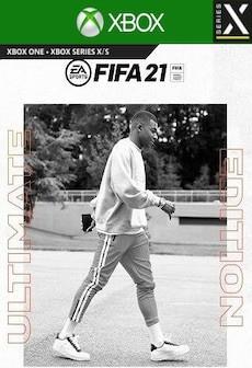 FIFA 21 Edycja Ultimate (GRA XBOX ONE) wersja cyfrowa