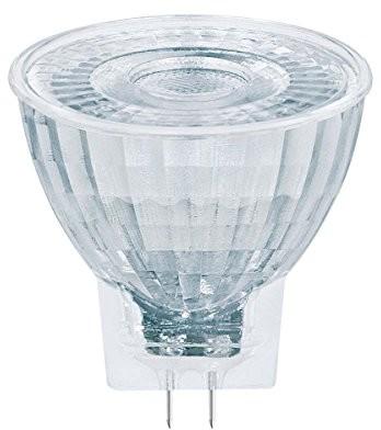 Osram LED żarówka reflektorowa | Oprawka: GU4 | Cool White | 4000 K | 4 W | zastępczy do 35-W-lampa reflektorowa | LED Star MR11 12 V 4058075105232
