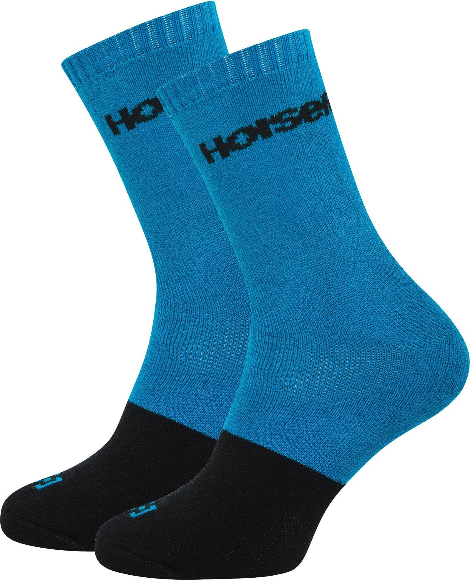 Horsefeathers skarpety męskie MILTON SOCKS blue)