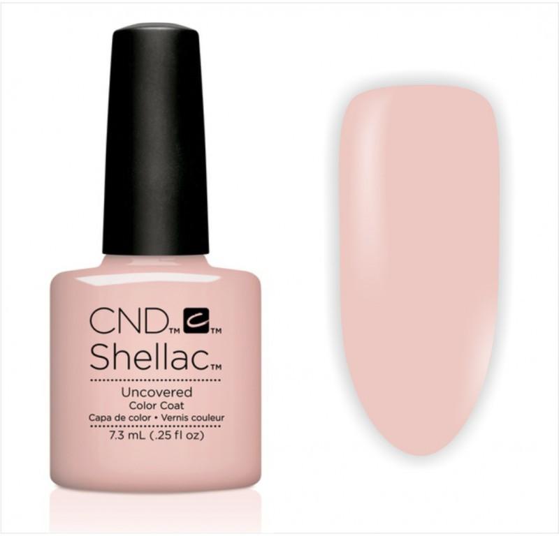CND CND Shellac Uncovered 7,3 Ml SHEUNC