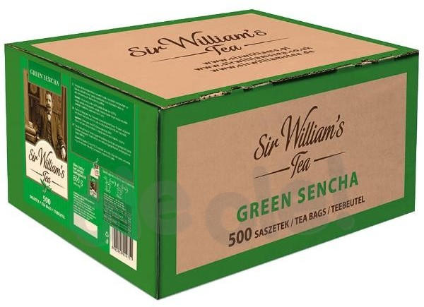 Sir Williams Sir Williams Green Sencha 500 saszetek 5902020014751