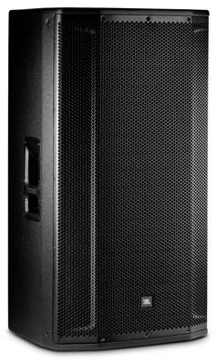 JBL SRX835P - Aktywny, szerokopasmowy zestaw głośnikowy: 3-drożny frontowy Bass-Reflex 6.5