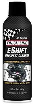 Finish Line Wykończenie Line odczekać pielęgnacji + E-shift schaltgr rekordów 265ML, wielobarwny, do czyszczeniaE, 4002074 ES0066601