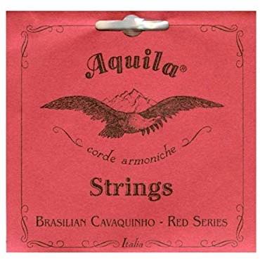 Aquila zestaw cordes Cavaquinho Brésilien CAQ 15CH