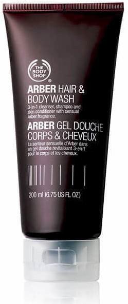 TBS PL Żel do mycia ciała i włosów Arber D-88993