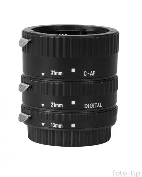MeiKe Pierścienie pośrednie MK-C-AF1-B z przeniesieniem AF i ekspozycji ECONO do Canon 113