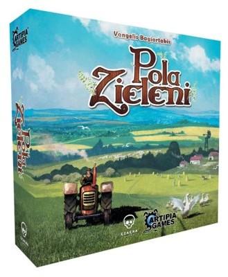 Czacha Games Pola Zielen