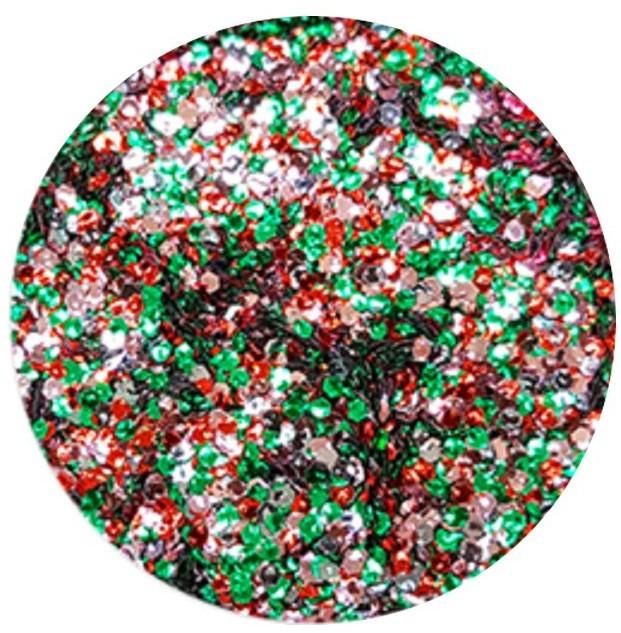 Vanity Brokat Multicolor Hexagon Exclusive 11