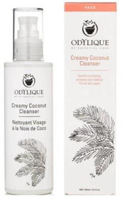 Odylique by Essential Care organiczny krem kokosowy do oczyszczania twarzy i demakijażu 30ml