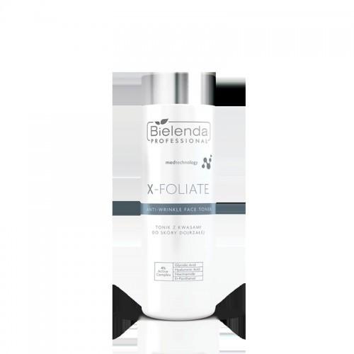 ACTIVESHOP BIELENDA X  FOLIATE Anti Wrinkle Tonik kwasowy do skóry dojrzałej 200 ml 135098 [15266286]