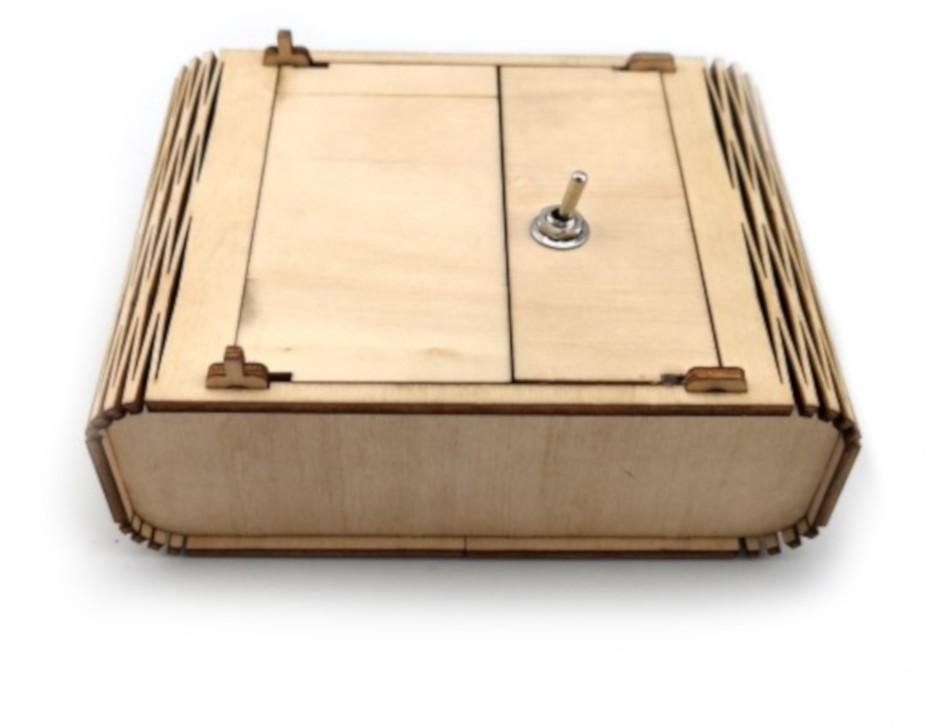- Dagu Bezużyteczne pudełko prezentowe nie dotykaj mnie! DGU-15535