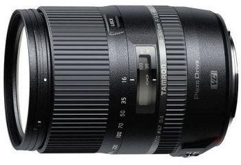 Tamron 16-300mm f/3.5-6.3 Di II PZD Sony (B016S)