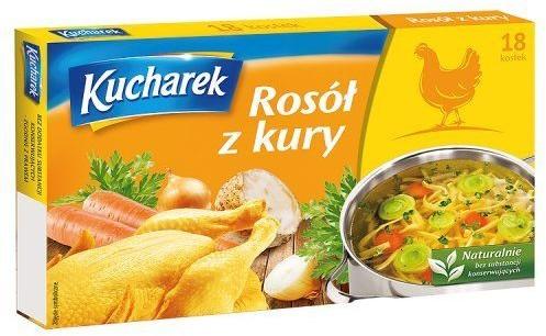 Prymat Kostka rosołowa z kury 180 g Kucharek