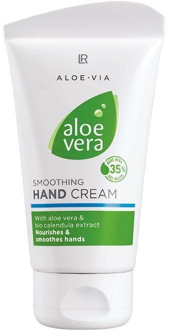 Health & Beauty Lr Aloe Vera Wygładzazający krem do rąk 75 ml