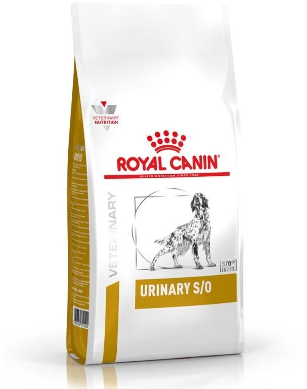 Royal Canin Veterinary Diet Canine Urinary S/O LP18 7,5 kg