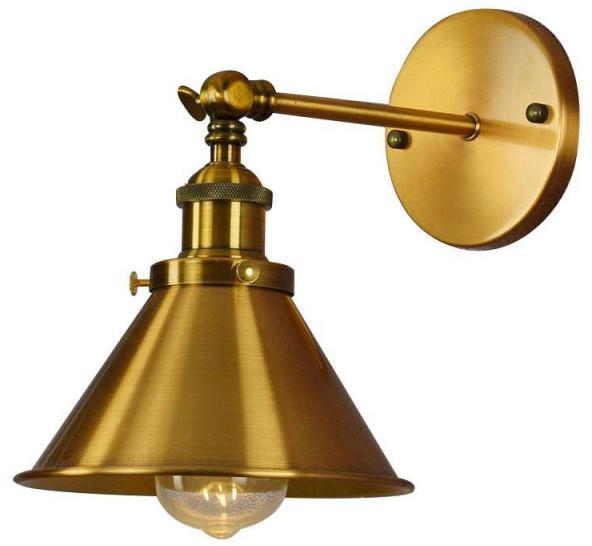 Lumina Deco Kinkiet LOFTOWYSIĘŻNY GUBI W1 LDW B005-1 MD