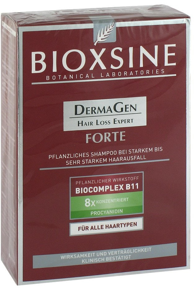 BIOTA Laboratories GmbH Bioxsine Dg Forte g.Haarausfall Shampoo 300 ml
