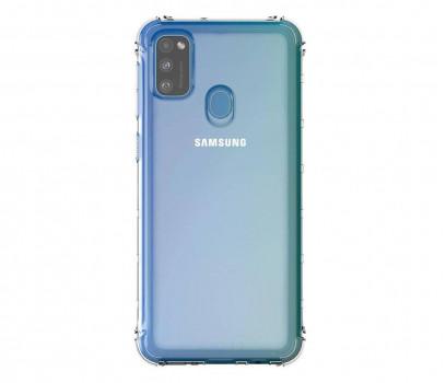 Samsung Clear Cover do Galaxy M21