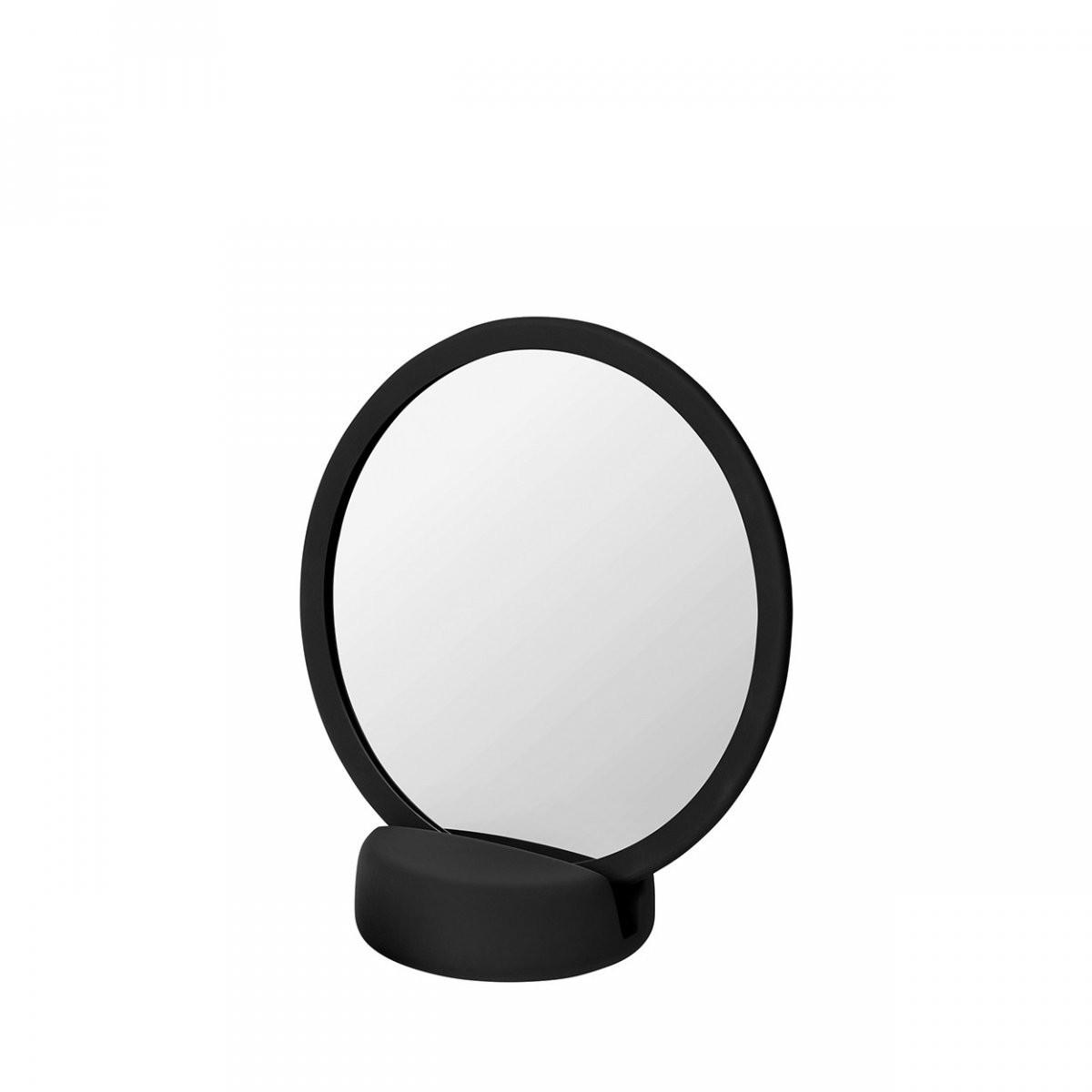 Blomus SONO Lusterko Powiększające - Czarne 66280