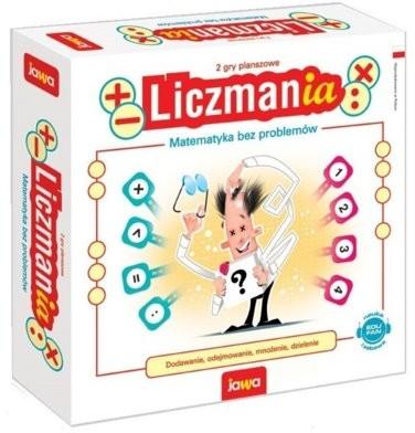 Jawa gra Liczmania