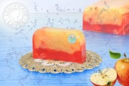 Lavea CYNAMONOWE - mydło organiczne na wagę Mydlo-Cynamonowe