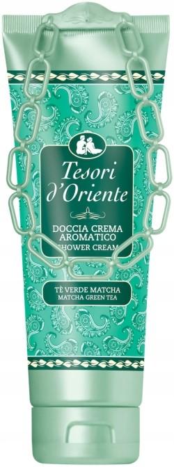 Tesori d'Oriente Zielona Herbata żel pod prysznic