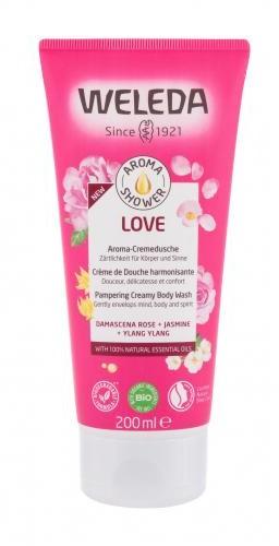 Weleda Aroma Shower Love krem pod prysznic 200 ml dla kobiet