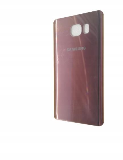 Samsung Klapka Plecy Galaxy Note 5 Różowa