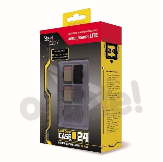 SteelPlay SteelPlay 24 Game Box Nintendo Switch 39269097