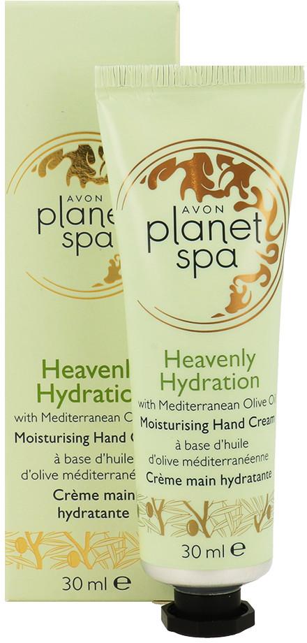 Avon Planet Spa Moisturising Hand Cream Nawilżający Krem Do Rąk Ze Sródziemnomorską Oliwą Z Oliwek 30ml