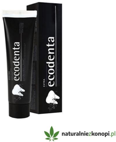 Ecodenta organiczna pasta do zębów 75 ml