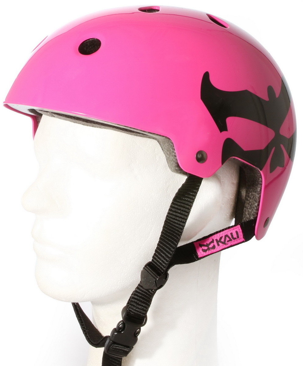 Modi Kali Kali MAHA LOGO Neon Pink skate board L 51775995