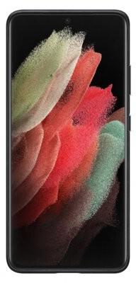 Samsung Leather Cover do Galaxy S21 Ultra black EF-VG998LBEGWW