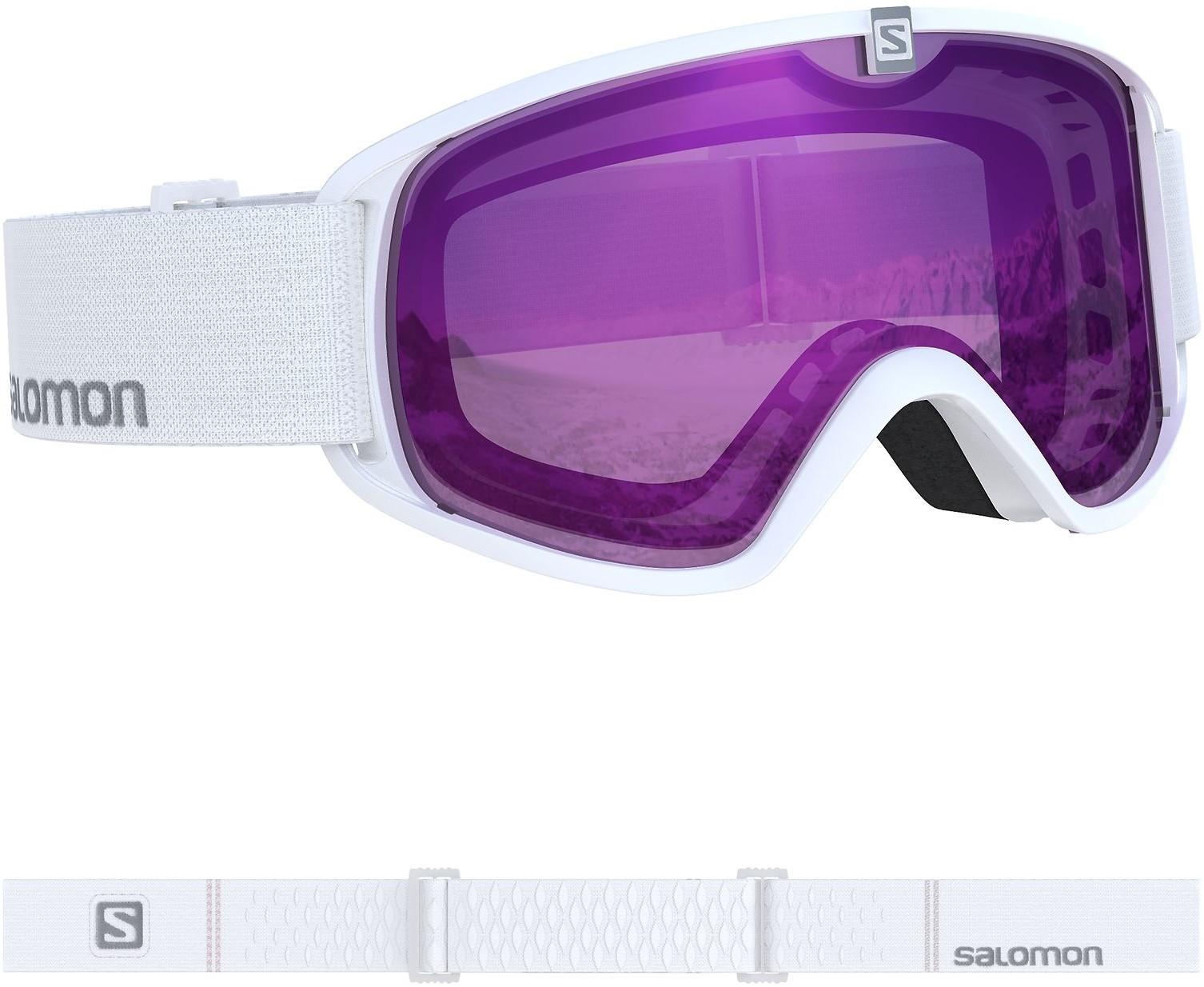 Gogle narciarskie męskie Salomon Force S3
