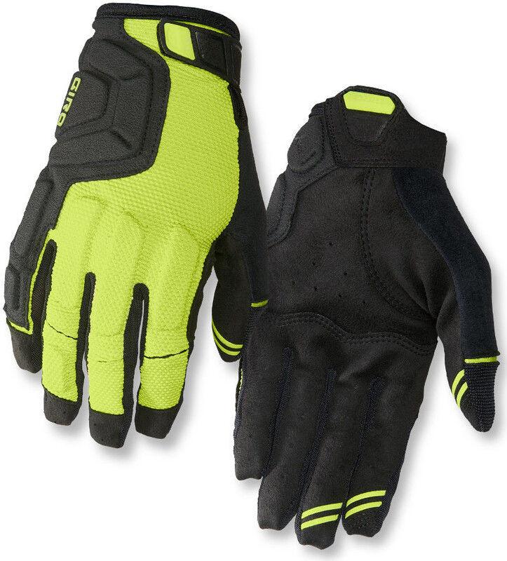 Giro Remedy X2 Rękawiczki Mężczyźni, lime/black L 2020 Rękawiczki MTB 230088-023
