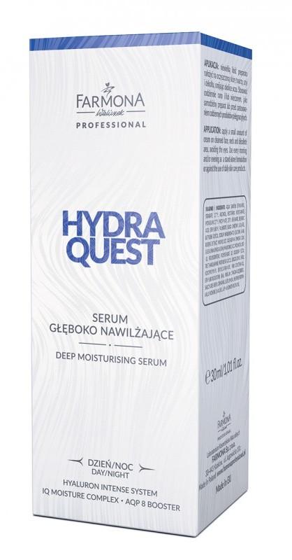 Farmona HYDRA QUEST Serum głęboko nawilżąjace 30ml