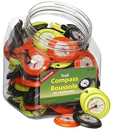 Relags coghlans 'Trail kompas, wielokolorowa, One Size 381236
