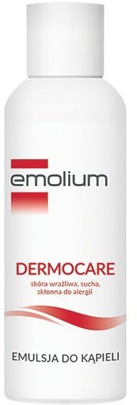 Emolium Dermocare, emulsja do kąpieli 400 ml | SZYBKA WYSYŁKA!